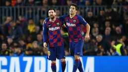Suárez asegura que el Barcelona debió respetar el deseo de Messi de irse