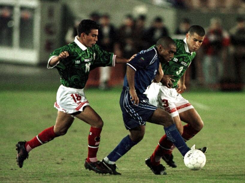 Guatemala v Mexico Plata
