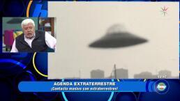 ¡Contacto masivo con extraterrestres!