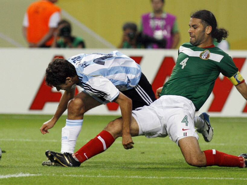 WCUP WORLD CUP SOCCER ARGENTINA MEXICO