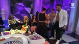 En Montse & Joe le hacen una 'despedida de soltera' a Estefanía Villarreal; le llevan un show candente