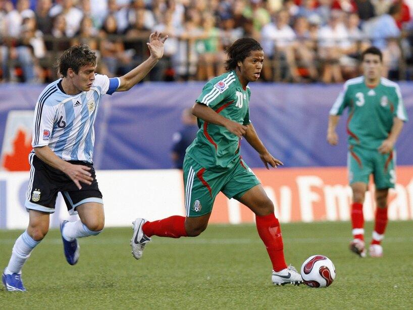 FIFA U-20 World Cup Quarterfinals: Argentina v Mexico