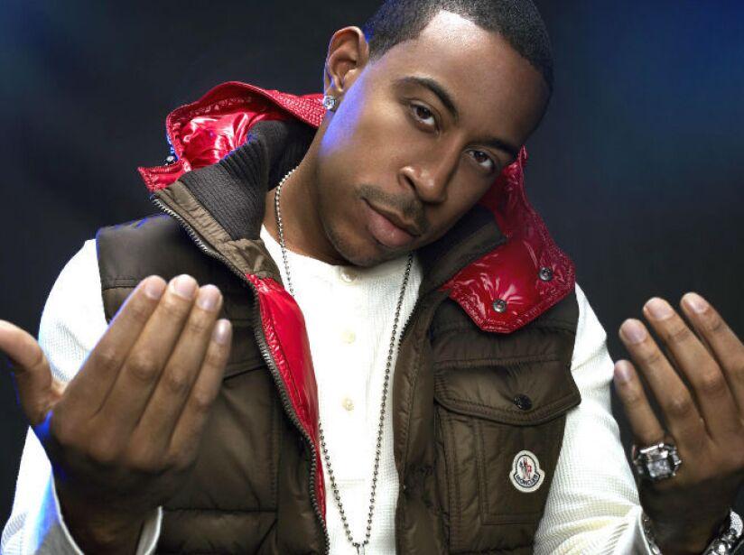 4. Ludacris: Seguramente lo ubicas por su papel en Fast and Furious, también actuó en filmes como Crash y RocknRolla.