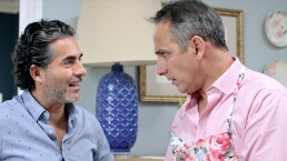 "Paco enseña a Ángel a ""hacer match"""