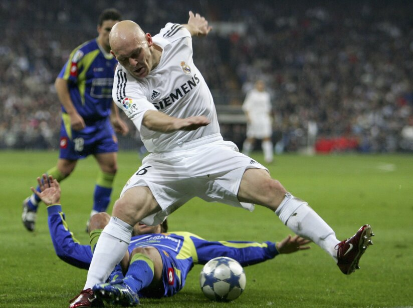 Real Madrid v Real Zaragoza