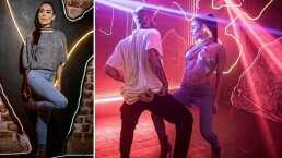 Al estilo de Disco Ball, María León revela por qué le gustan tanto los chacales