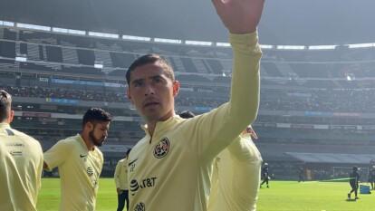 Las Águilas entrenan a puerta abierta previo a la final de la Liga MX del Apertura 2019 donde se enfrentarán contra los Rayados de Monterrey que acaban de regresar del Mundial de Clubes de la FIFA.