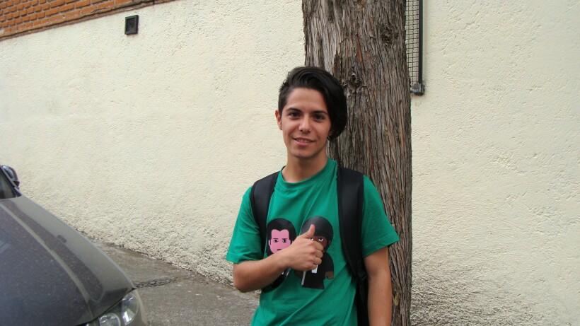 ENTREVISTA: ¡Alejandro Felipe no sabe cómo parar el bullying que le hacen!