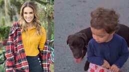 Jacky Bracamontes revela quién es la más traviesa de su casa: su perrita Luna