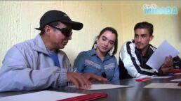 Mira con el corazón: Escritura braille