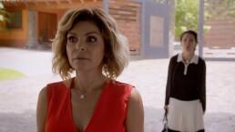 """¿Qué pretendes con mi marido?"": Helena enfrenta a Andrea"