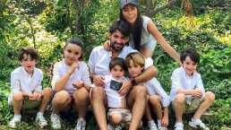 Los nervios se apoderaron de Inés Gómez Mont al convivir con animales