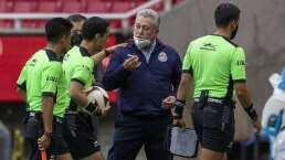 Vucetich descarta una lesión grave de Molina
