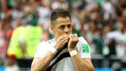 'Chicharito' dio su visto bueno para jugar en la MLS