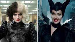 Cruella y Maléfica hacen alucinante crossover gracias a las 'gemelas' de Emma Stone y Angelina Jolie