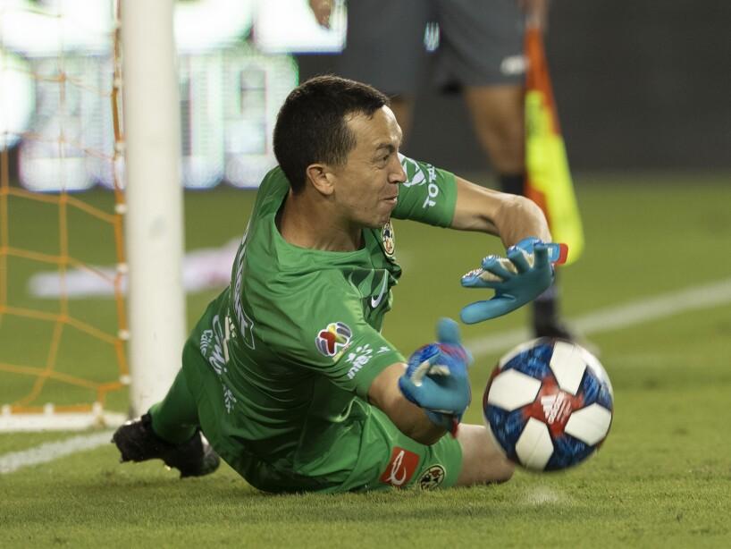 América hizo su debut en la Leagues Cup, con debut de Giovani incluido.
