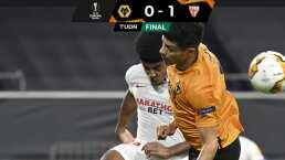El Sevilla frena a Raúl Jiménez y los Wolves