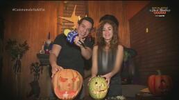 Prepara una calabaza de Halloween con Mariana Ávila