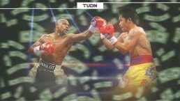 Mayweather vs. Pacquiao, una pelea que se recuerda por el dinero