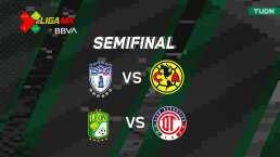 Toluca, León, América y Pachuca en Semifinales de eLiga MX