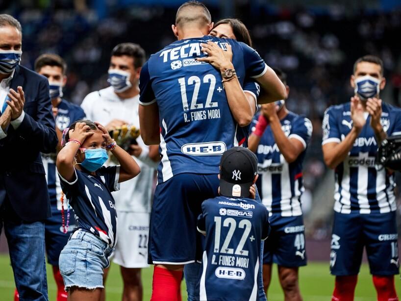 Liga BBVA MX Apertura Grita Mexico 2021 Monterrey vs Guadalajara