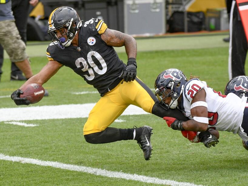 Texans Steelers Football