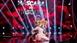 Máscara vs Máscara: Duende y Mapache se enfrentan con 'Criminal'
