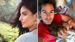 Mientras Aislinn Derbez está de vacaciones en Hawái, Mauricio Ochmann disfruta los días junto a Kailani