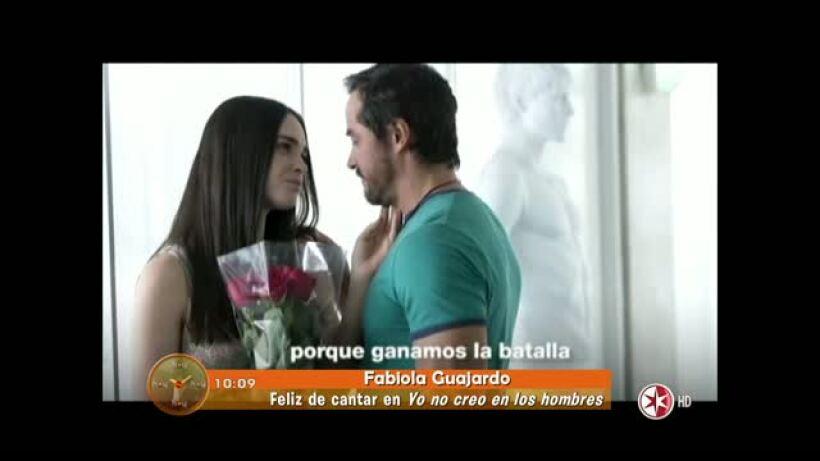 Fabiola Guajardo debuta como cantante HOY