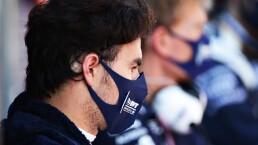 Sergio Pérez no seguirá con Racing Point-Aston Martin