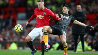 Manchester United y Wolverhampton no logran romper el 0-0 y se conforman con un punto.