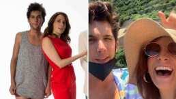Hijo de su madre: Fran le dijo a Chío que se aviente de La Quebrada para ser influencer