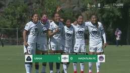 Pumas califica a Liguilla tras vencer y eliminar 1-0 a Mazatlán FC