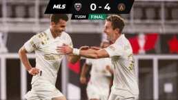 Atlanta United goleó, Jürgen Damm jugó y se asoma a Playoffs