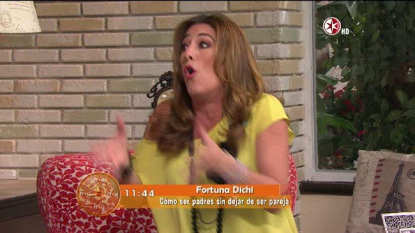 Fortuna Dichi: Ser padre sin dejar de ser pareja