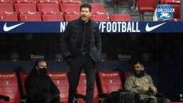 Simeone aclara sobre declaraciones de una posible salida del Atlético