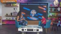 """Leo Herrera responde con picardía ante la pregunta de una niña de 7 años: """"¿Estaré embarazada?"""""""