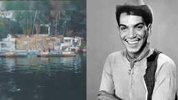 No solo Luis Miguel, así luce la lujosa casa abandonada de Cantinflas en Acapulco