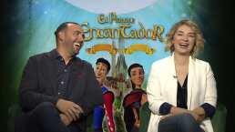 Ricardo Margaleff y Daniela Luján harán que te caigas de risa con 'El Príncipe Encantador'
