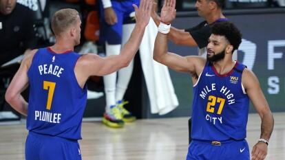 Los Denver Nuggets no se dan por vencidos y con un marcador a favor de 119-107, los Nuggets mandan la serie a un séptimo partido.