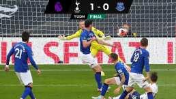Tres puntos de oro para el Tottenham