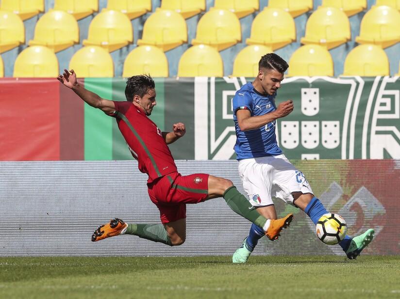Portugal U21 v Italy U21 - International Friendly