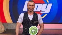 Fit police: Diego Di Marco le sugiere a Danna Paola que cuide su salud y no abuse de la fiesta