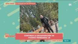 Vicente Fernández Jr. sigue sin dejarse ver en lugares públicos, esto es lo que se sabe