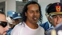 Ronaldinho: de prisión a ser vecino de Messi