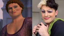 ¿Bromeas? ¡Es un papucho! TikToker imita a Doris y su parecido es impresionante