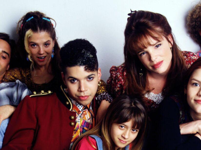7. My So Called Life: Una temporada (1994). Angela tiene 15 años y empieza a cuestionarse a sí misma y los demás.