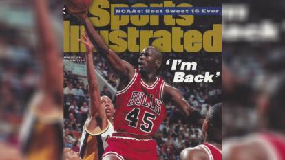 """Fue el 17 de marzo, pero de 1995, cuando Michael Jordan anunció con tres breves palabras que regresaba a la duela: """"Estoy de regreso""""."""