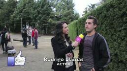 ¡Rodrigo Llamas es un villano sacado de un psiquiátrico!