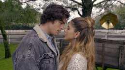 C3: ¡Mateo y Valeria casi se besan!